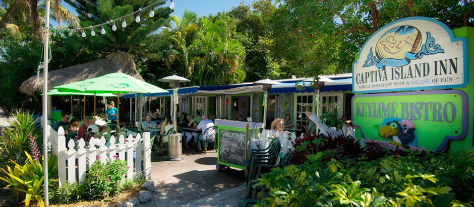 Keylime Bistro at Captiva Island Inn